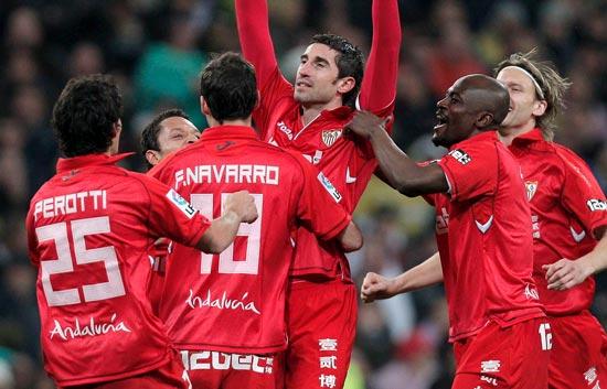 Cuatro días cruciales para el Sevilla