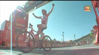Vuelta ciclista a España -  4ª Etapa: Baza/Sierra Nevada - 23/08/11