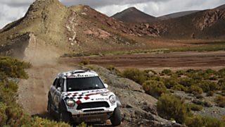 Rally Dakar 2016 - 4ª etapa: San Salvador de Jujuy - San Salvador de Jujuy