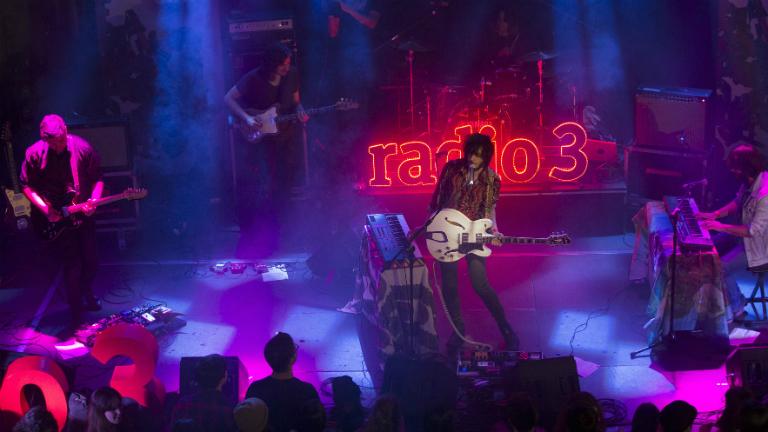 4ª Fiesta Radio 3 Extra - Rufus T. Firefly - 20/02/17