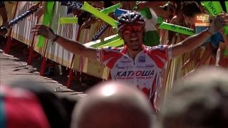 Vuelta ciclista a España -  5ª Etapa: Sierra Nevada/Valdepeñas de Jaén - 24/08/11