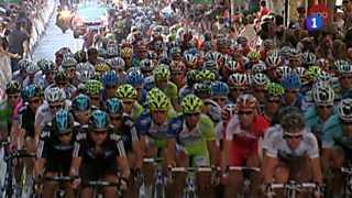 Vuelta ciclista a España 2012 - 5ª etapa: Logroño-Logroño