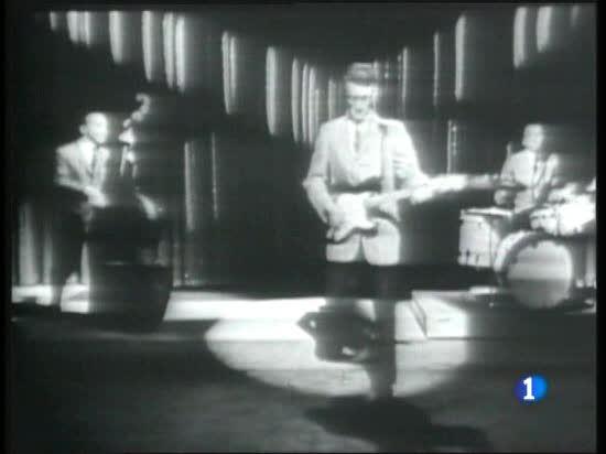 La muerte de Buddy Holly y Ritchie Valens (1959)