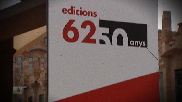 Arxiu TVE Catalunya - 50 anys d'Edicions 62