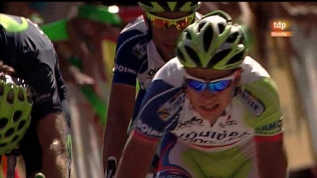 Vuelta ciclista a España -  6ª Etapa: Úbeda/Córdoba - 25/08/11