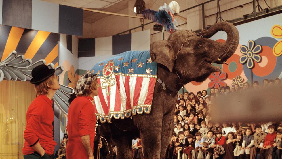 El gran circo de TVE - 7/8/1980