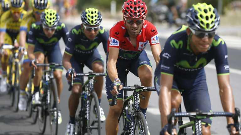 Vuelta Ciclista a España 2014 - 7ª etapa: Alhendín - Alcaudete