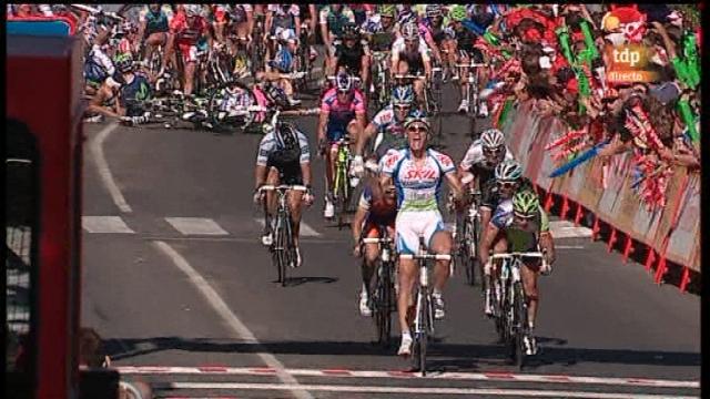 Vuelta ciclista a España -  7ª Etapa: Almadén / Talavera de la Reina  - 26/08/11