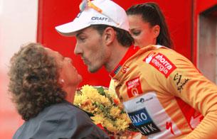 7ª etapa de la Vuelta, resumen