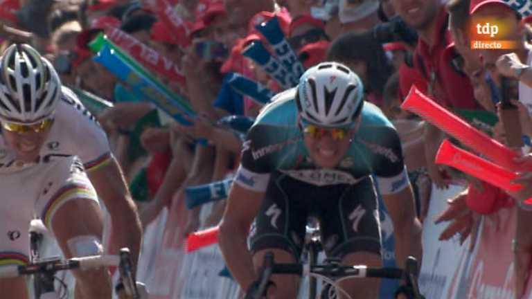 Vuelta ciclista a España 2013 - 7ª etapa: Almendralejo - Mairena de Aljarafe