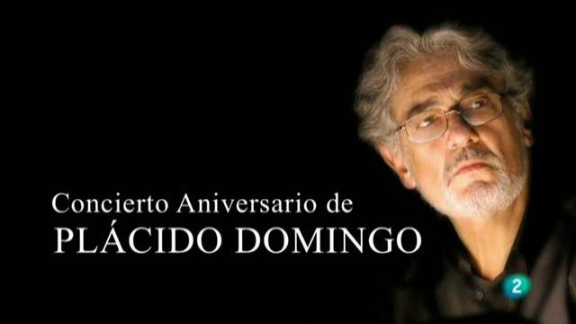70 Aniversario de Plácido Domingo. Gala homenaje - 21/01/11 Primera parte.