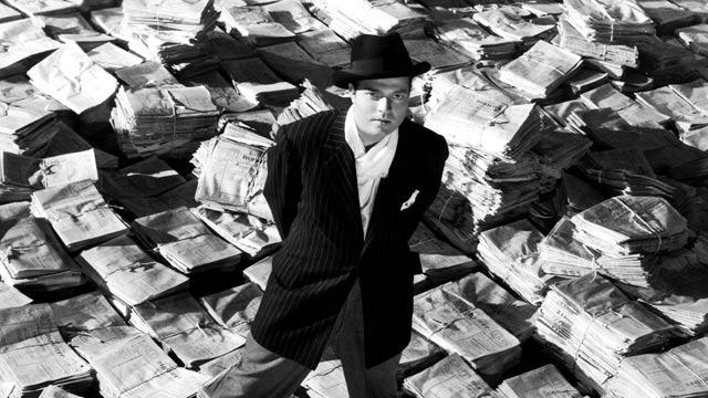 Días de cine: 70 aniversario de 'Ciudadano Kane'