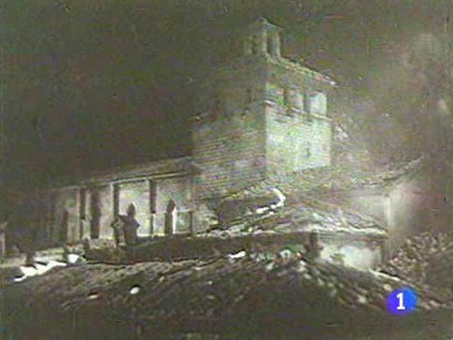 Se cumplen 70 años del gran incendio de Santander