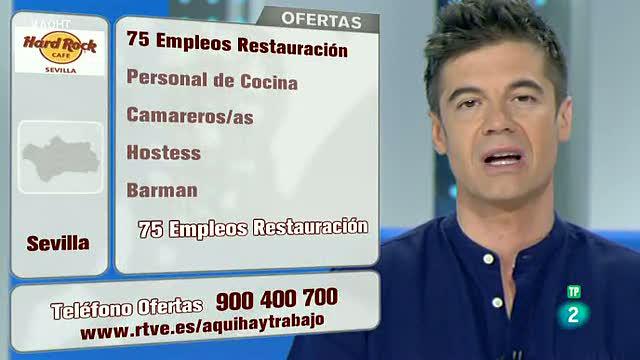 75 empleos en nuevo Hard Rock Café Sevilla