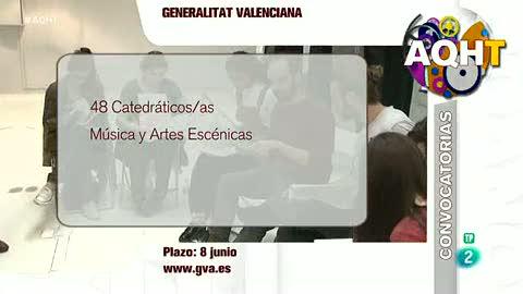 78 plazas de oposiciones y 3 bolsas de empleo público