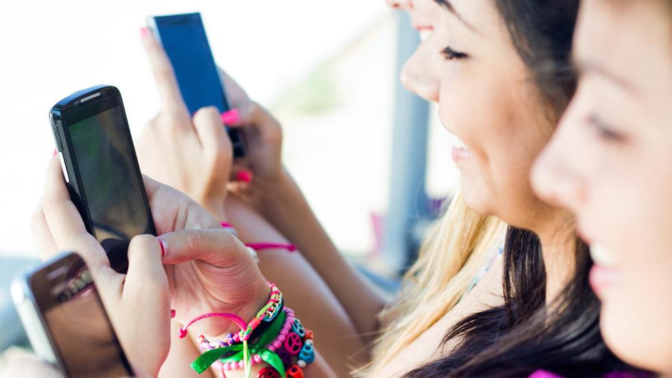 El 80% de los niños entre 11 y 14 años utiliza smartphone