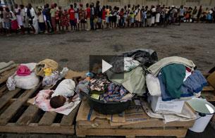 Más de 800 muertos en Haití tras el paso de Gustav, Hanna y Ike