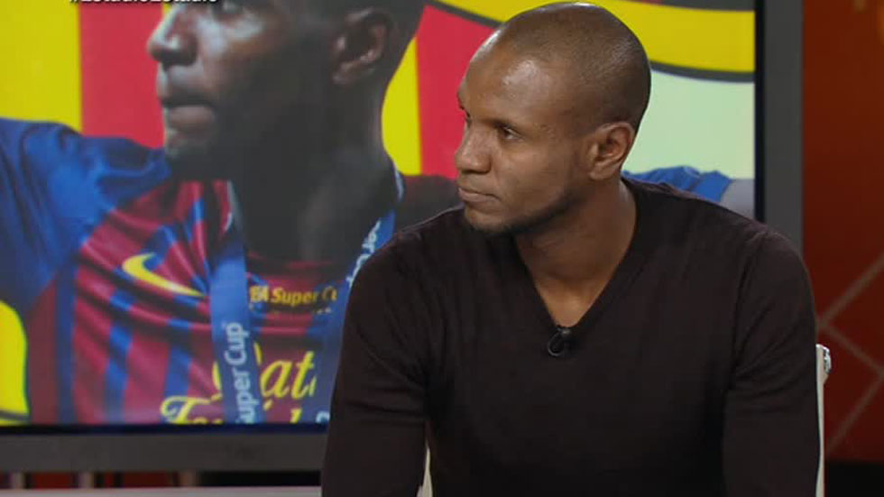 """Abidal: """"No tenía las mismas ganas de antes y por respeto al club lo he dejado"""""""