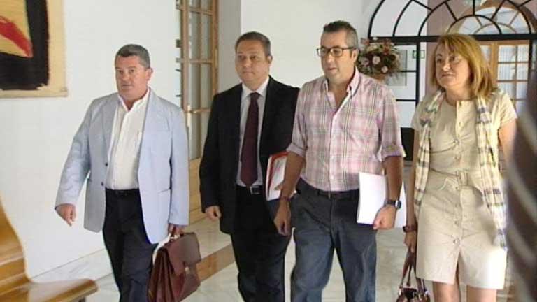 Mañana comienzan en el Parlamento andaluz las comparecencias por el caso de los ERE falsos