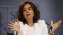 Ir al VideoLa Abogacía del Estado estudia el referéndum independentista de Cataluña