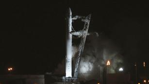 Abortado el lanzamiento hacia la ISS de la cápsula espacial Dragon