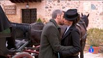 Mauro viaja con Teresa a Segovia