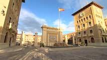La Academia General Militar de Zaragoza cumple 90 años