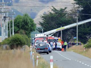 Mueren once personas al estrellarse un globo aerostático en Nueva Zelanda
