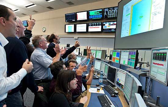 El mayor acelerador de partículas del mundo vuelve a funcionar.