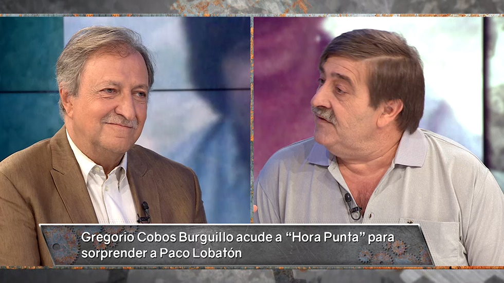 ¿Os acordáis de Paco Lobatón? Presentador de '¿Quién sabe dónde?' Repasamos su trayectoria profesional
