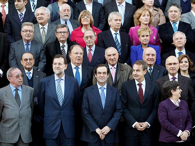 Acto de conmemoración del 23-F en el Congreso de los Diputados