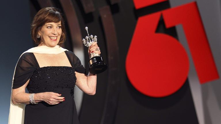 La actriz carmen maura recibe el premio donostia en el for Cerrajeros donostia 24 horas