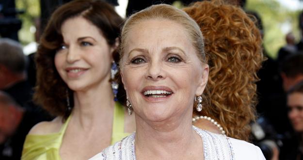 La actriz italiana Virna Lisi en una imagen de 2009