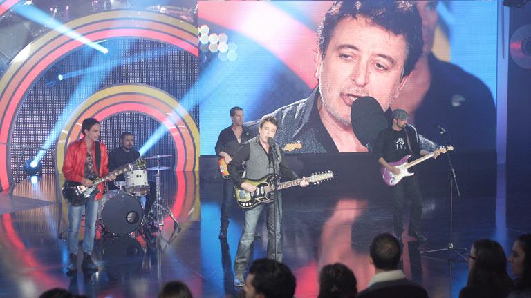 Disco del año 2011 - Actuación de Manolo García