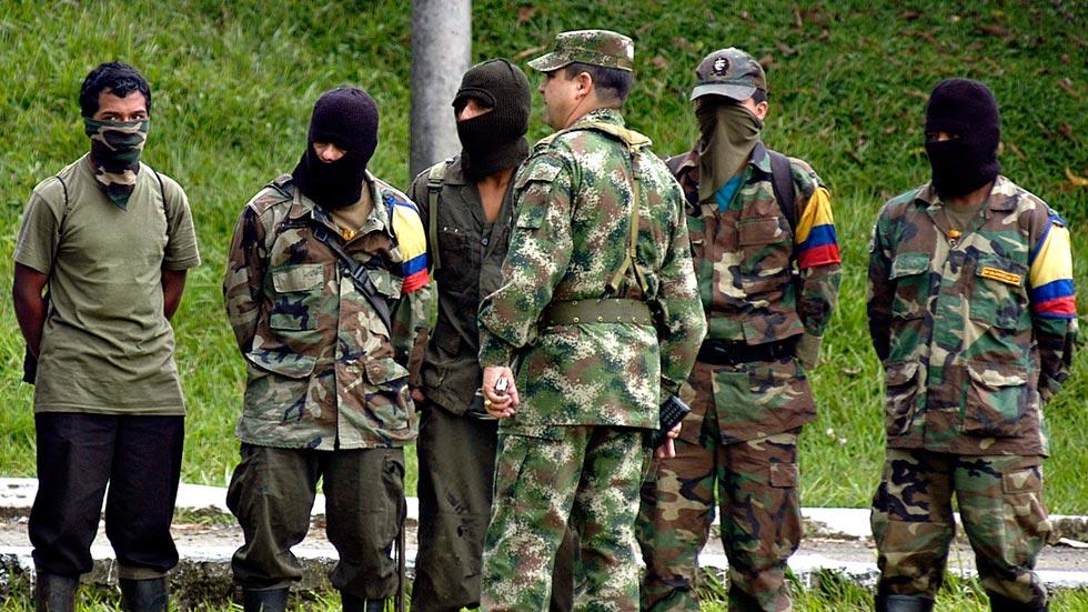 """Acuerdo """"definitivo"""" de paz entre Colombia y la guerrilla de las FARC"""