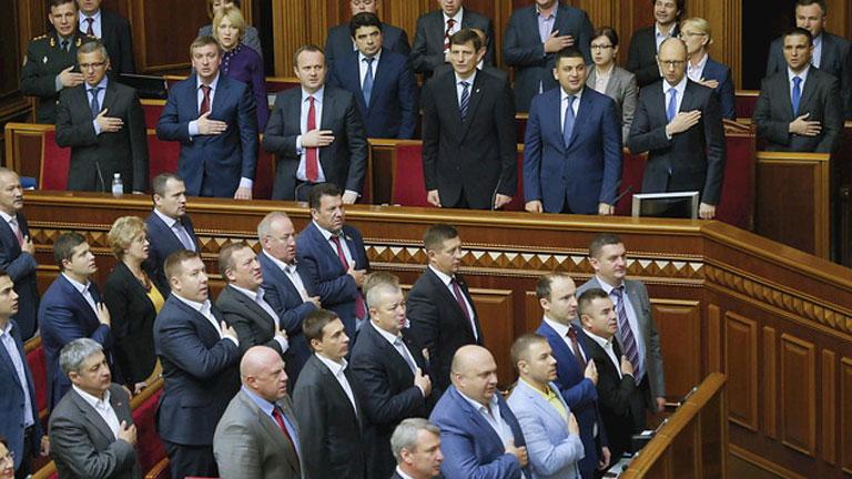 El parlamento europeo y el de Ucrania ratifican de forma simultánea su Acuerdo de Asociación