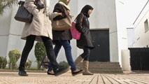 Ir al VideoAcusadas de atentado contra el pudor en Marruecos por llevar falda