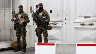 Acusados de terrorismo tres de los 12 detenidos en Bélgica sospechosos de estar planeando atentados