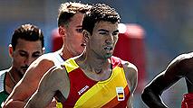Ir al VideoAdel Mechaal suspendido cautelarmente por la IAAF