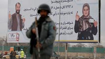 Ir al VideoAfganistán se prepara para celebrar elecciones presidenciales