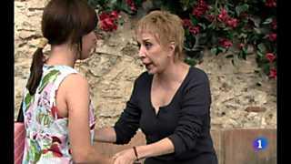 Abuela de verano - A de afortunados