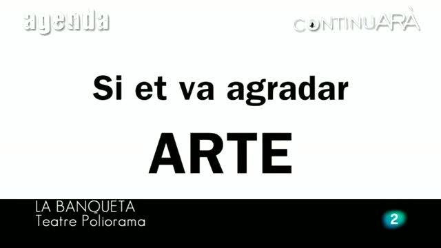 Continuarà - Agenda Teatre
