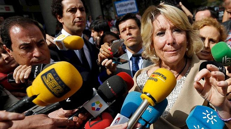Los agentes declaran ante el juez que dieron el alto a Aguirre y que hizo caso omiso