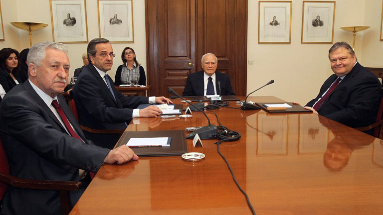 Grecia continúa sin acuerdos para formar gobierno