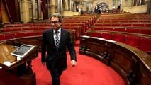 """Ir al VideoAgradecimientos a Mas fuera y dentro del Parlament por su """"dedicación"""" y su paso """"al lado"""""""