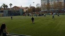 Ir al VideoAgresión a un menor en un partido de fútbol cadete