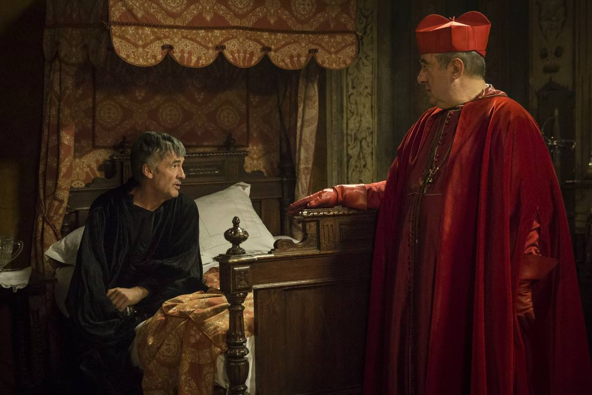 Águila Roja - Hernán y el Cardenal Mendoza