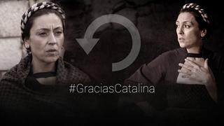 Vuelve a ver el videoencuentro #GraciasCatalina