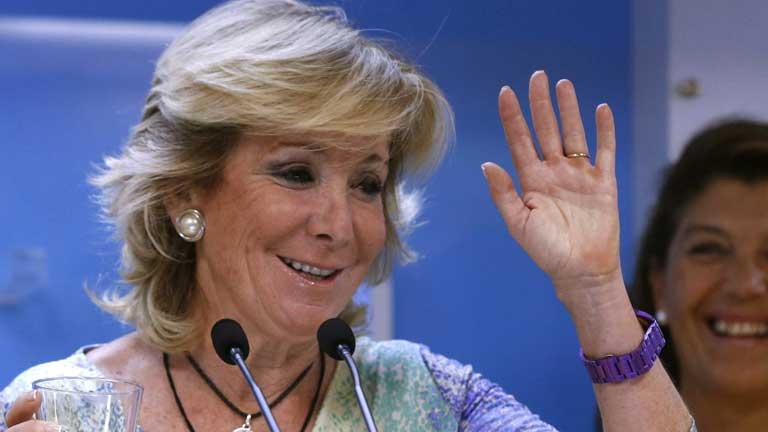 Aguirre pronostica 3 años para construir Eurovegas