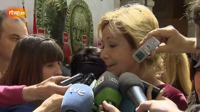 """Aguirre insiste en que el billete de metro sencillo no sube y califica el metrobús de """"descuento"""""""